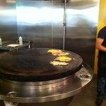 Photo taken at Hot Iron Mongolian Grill by Matt D. on 8/19/2011
