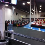 Photo taken at K1 Speed Phoenix by Colyn B. on 8/13/2011