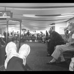 Photo taken at American Eagle Crew Lounge by Yvette U. on 5/17/2012