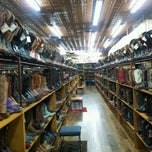 Photo taken at Allens Boots by Lisa T. on 3/9/2012