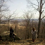 Photo taken at Big Round Top by Ryan S. on 3/6/2012