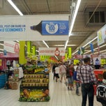 Photo taken at Auchan by Alexander G. on 8/27/2012