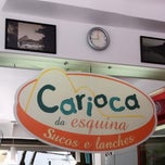 Photo taken at Carioca Da Esquina by Aline & Patrick on 3/27/2012