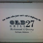 Photo taken at Old 27 Grill by William S. on 2/28/2012