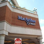 Photo taken at MacArthur Center by Aj S. on 5/27/2012