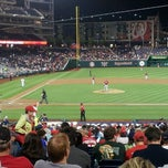 Photo taken at Nationals Section128 by Virginias D. on 5/3/2012