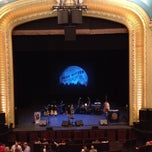 Photo taken at Byham Theater by Sarah P. on 7/25/2012