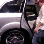 Photo taken at Audi Stand at Detroit Auto Show by Sarah E. on 1/22/2012