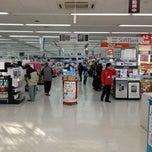 Photo taken at ヤマダ電機 テックランド船橋店 by Naotaka S. on 1/7/2012