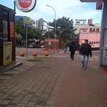 Photo taken at Avenida Brasil by Romina S. on 7/17/2012