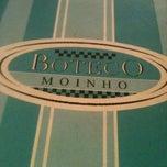 Photo taken at Boteco Moinho by Pedro M. on 6/10/2012