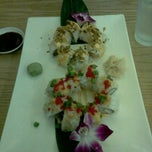 Photo taken at Full Moon Sushi & Bistro by Tosha L. on 10/5/2011