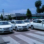 Photo taken at Nissan Motor (Thailand) Co., Ltd. by AoffiZeR T. on 8/22/2012