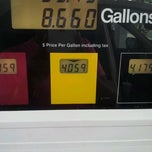 Photo taken at Shell by Renodna P. on 3/24/2012