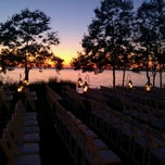 Photo taken at Chesapeake Bay Beach Club by Jason K. on 10/8/2011