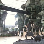 Photo taken at LASALLE College of the Arts by Skywalker on 10/2/2011