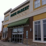 Photo taken at The Fresh Market by Suha M. on 1/3/2011