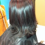 Photo taken at Vue Spa & Salon by Megan H. on 10/25/2011