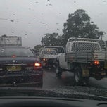 Photo taken at M4 Western Motorway by Hendy O. on 12/11/2011