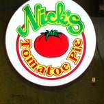 Photo taken at Nick's Tomatoe Pie by Oge M. on 7/13/2012