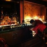 Photo taken at Bemelmans Bar by Benjamin S. on 1/3/2011
