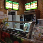 Photo taken at Subway by Joanne F. on 6/10/2012