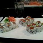 Photo taken at Sushi Lounge by Ricardo T. on 6/18/2012