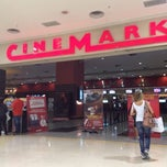 Photo taken at Cinemark by Matan T. on 8/30/2012