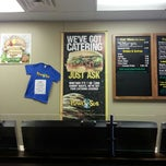 Photo taken at Planet Sub by Brent S. on 7/31/2012
