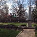 Photo taken at Historic Roswell Town Square by Eren B. on 2/2/2012