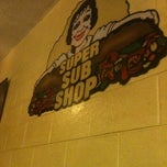 Photo taken at Super Submarine Sandwich Shop by Gordon S. on 4/26/2011