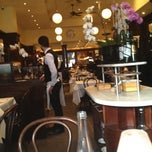Photo taken at Galvin Bistrot de Luxe by Brian S. on 4/20/2012