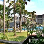 Photo taken at Novotel Palembang Hotels & Residence by Rudolf H. on 3/23/2012