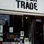 Photo taken at Rough Trade Records (West) by tazMAYnia on 8/27/2011