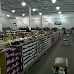Photo taken at DSW Designer Shoe Warehouse by Eric H. on 3/21/2011