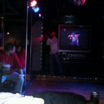 Photo taken at Cheers Karaoke Berlin by Andre P. on 10/15/2011