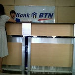 "Photo taken at BANK BTN ""KCP NOGOTIRTO"" by Udin G. on 1/11/2012"