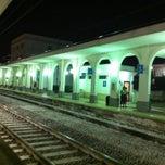 Photo taken at Stazione Di Ostuni by Salvatore C. on 8/4/2011