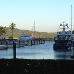 Photo taken at Marina by Bernardo J. on 12/15/2011