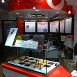 Photo taken at Red Mango by Faisal S. on 2/29/2012