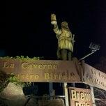Photo taken at La Caverna Del Mastro Birraio by Terranova S. on 9/1/2011