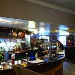 Photo taken at The Greyhound  (Wetherspoon) by Merlin S. on 11/29/2011