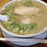 Photo taken at ふくちゃんラーメン by Holynight on 1/4/2012