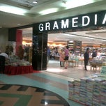Photo taken at Gramedia by Ikka on 3/24/2012