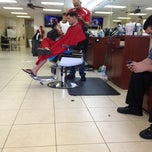 Photo taken at 3g BarberShop by Rafael P. on 3/30/2012