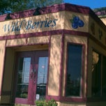 Photo taken at Wild Berries Restaurant by Terri on 8/14/2012