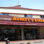 Photo taken at Agneey's Cuisine by Hoon on 8/16/2012