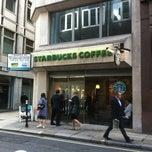 Photo taken at Starbucks by M J. on 4/23/2012
