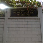Photo taken at Embassy of the Socialist Republic of Vietnam by BKK_FLYER on 2/15/2012