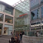 Photo taken at Arndale Shopping Centre by Trevor M. on 4/4/2012